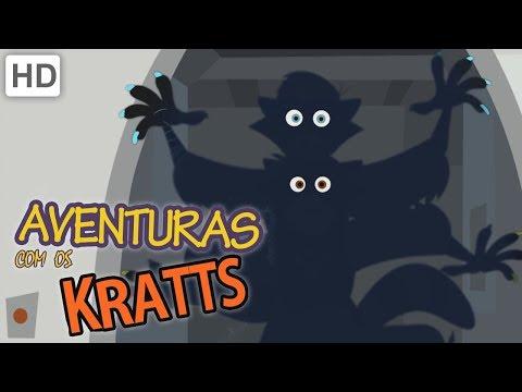 Aventuras com os Kratts - Arredondando Criaturas Assustadoras: Halloween Uiva e Rosna