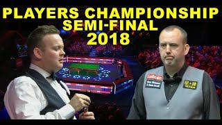 Murphy v Williams SF 2018 Players Championship
