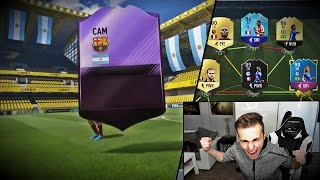 XL 96 MESSI HERO PACK OPENING 🔥🔥 Weekend League RAGE