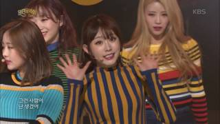 열린음악회 - Ah-Choo - 러블리즈.20170423