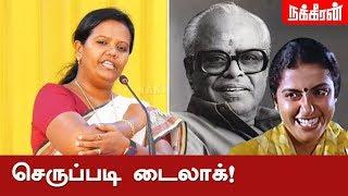 அசத்தல் பேச்சு! Professor Parveen Sultana Interesting Speech | K. Balachander Films