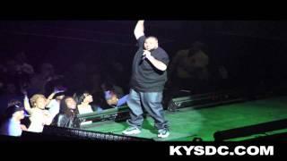 Rick Ross Brings Out DJ Khaled at I'm Still Music Tour Washington DC