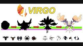 Virgo - Pokemon Zodiac - Egg and Evolution ( Ver 1 ).