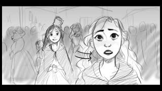 A Girl Like You - Storyboard