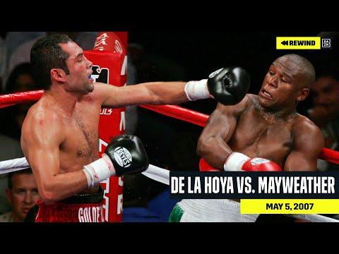 FULL FIGHT Oscar De La Hoya vs. Floyd Mayweather DAZN REWIND