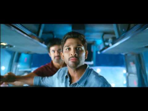 Allu Arjun Kajal Agarwal Emotional Scenes Bhaiyya My Brother Malayalam Movie
