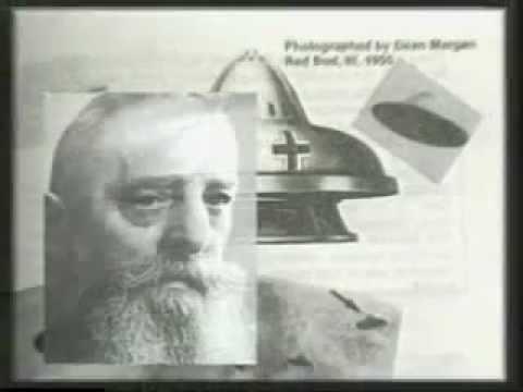 Viktor Schauberger levitation electrogravitational tachometric propulsion implosion