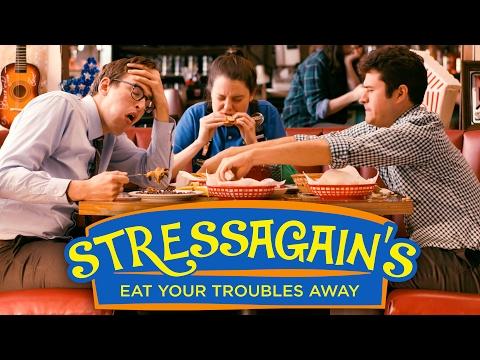 Stressagains The Restaurant for Stress Eating