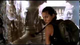 Ericsson featuring Lara Croft Tomb Raider movie w/ Angelina Jolie