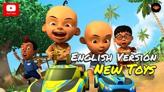 Upin & Ipin - New Toys [English Version][HD]