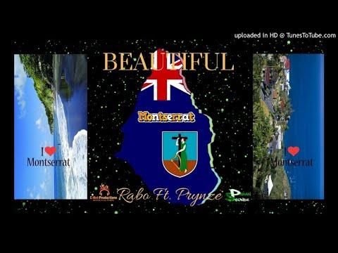 Rabo Ft. Prynze - BEAUTIFUL (Montserrat) Official Lyrics Video - Strat Music 2017