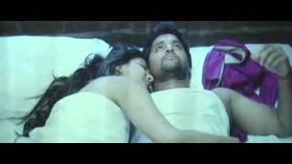 wonderful sexy romantic romance kiss seen from aha kalyanam