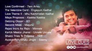 Love Cues | Harris Jayaraj | Jukebox | IndianMovieBGMs