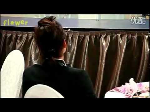 FanCam Prince J Focus when his Princess M giving her acceptance speech