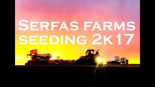 Serfas Farms ltd Seeding 2K17