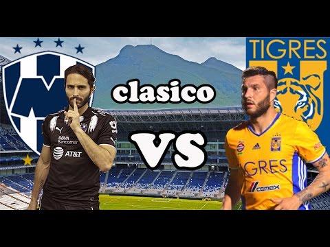 Xxx Mp4 FIFA 17 Rayados Vs Tigres Jornada 15 Clausura 2017 22 De Abril Clasico 3gp Sex