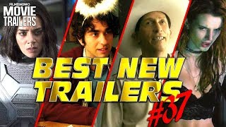 BEST NEW TRAILERS (2018) - WEEKLY Compilation #37