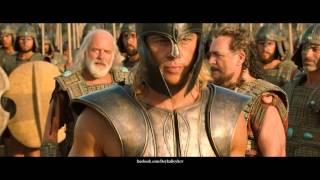 Troja - Achilles Vs. Boagrius {1080p} (Full HD) [Blu Ray]