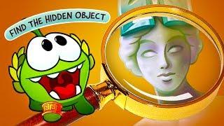 Om nom - Cut the rope - all episodes - Find The Hidden Object Season 4 - Kedoo ToonsTV