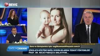 Kadın Hastalıkları ve Doğum Uzmanı Prof. Dr. Recai Pabuçcu - Beyaz Tv Sağlık Zamanı 04.06.2016