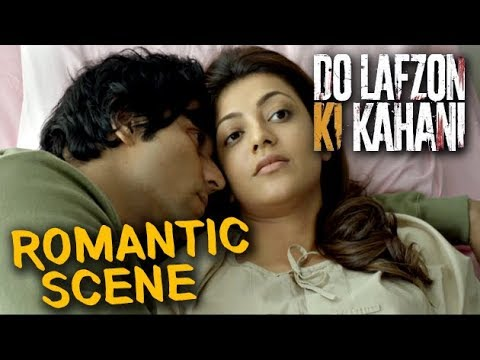 Xxx Mp4 Randeep Hooda Came To Meet Kajal Aggarwal In Hospital Do Lafzon Ki Kahani Romantic Scene HD 3gp Sex