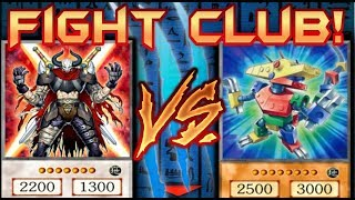 X-SABERS vs GEM-KNIGHTS - Yugioh Fight Club Week 6 (Competitive Yugioh Series) S3E6