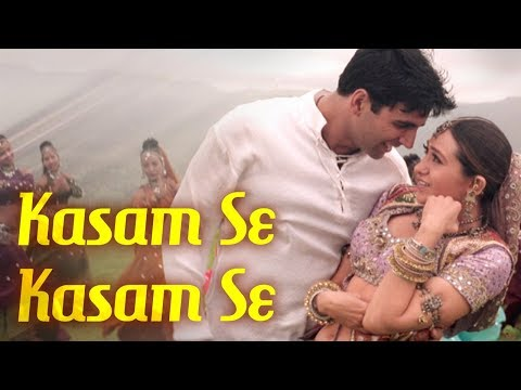 Xxx Mp4 Kasam Se Kasam Se Jaanwar Songs HD Akshay Kumar Karisma Kapoor Udit Narayan Alka Yagnik 3gp Sex