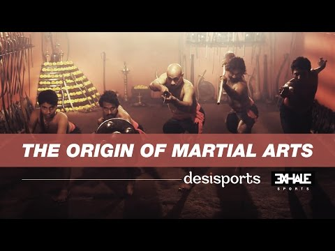The Origin of All Martial Arts - Desi Sports (Ancient Indian Sports) - Episode 2 - Exhale Sports