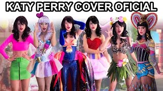 KATY PERRY COVER BRASIL OFICIAL - Baby Perry * Sósia Impersonator Look Alike