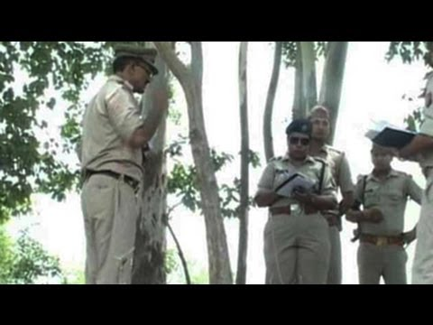 Xxx Mp4 Woman Found Hanging From Tree In Uttar Pradesh Family Alleges Gang Rape 3gp Sex