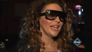 Ana Nikolic - O novim spotovima i nastup u Nisu - Premijera - (TV Pink 20.06.2016.)