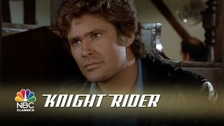Knight Rider - Season 1 Episode 4 | NBC Classics