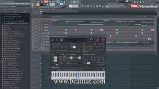 How To Make 808 Bass lines and Kick Patterns in FL Studio [EASY]