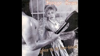 Savage Grace - After The Fall From Grace (1986 FULL ALBUM) HD