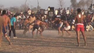 kabaddi match sahiwal 2017 rana ali shan vs irfan mana