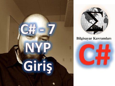 C# (C Sharp) Eğitimi 7 Nesne Yönelimli Programlamaya giriş