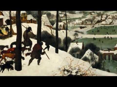 Bruegel Hunters in the Snow Winter