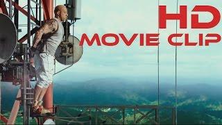 Insane Jump Scene - xXx - Return of Xander Cage - HD Movie Clip