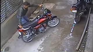 special formula bike chor ka (bike thief)