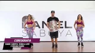 Daniel Saboya (Shape of you ) coreografia