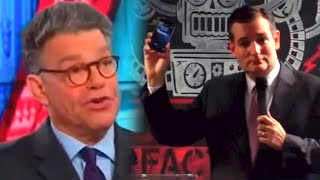 Ted Cruz's Worst Nightmare Is Al Franken Explaining The Internet