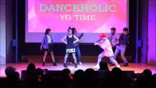 DARAGON(ダラゴン)「G-Dragon ft. Dara from 2NE1 - Hello」 DANCEHOLIC vol.10(だんほり10) 2017.02.05