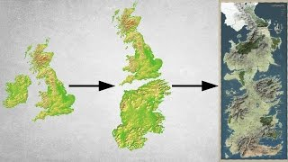 The Real Life Game of Thrones Part 1: Is Great Britain Westeros?