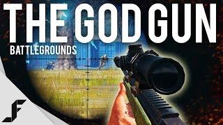 THE GOD GUN - Battlegrounds