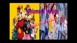 Chipmunk version - Reshmi churi || kona || Bangla song || 2017