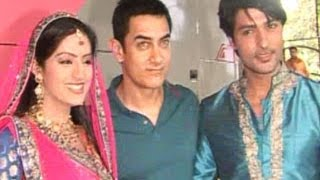 Diya Aur Baati Hum SPECIAL EPISODE with Aamir Khan 2nd May 2012 ( NEWS )
