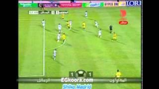 اهداف مباراة الزمالك والمقاولون العرب 3-2 كاملة