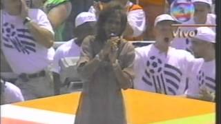 WHITNEY HOUSTON IN WORLD CUP 1994