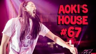 Aoki's House on Electric Area #67 - Dirtyphonics Irreverence Mix