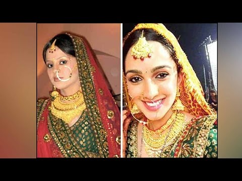 Xxx Mp4 Kiara Advani Slips Into Sakshi Dhoni S Wedding Outfit For M S Dhoni The Untold Story Filmibeat 3gp Sex